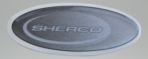 Sherco – LEFT Frame Boot Protector Sticker