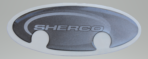 Sherco – RIGHT Frame Boot Protector Sticker