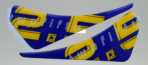 2000 Sherco 250 – Side Panel Sticker Set